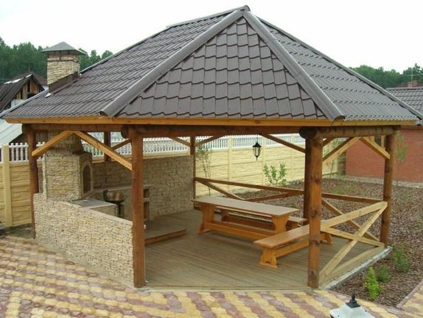 pavillon f r grill kleinster mobiler gasgrill. Black Bedroom Furniture Sets. Home Design Ideas