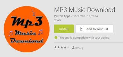 Cara Download Lagu Mp3 di HP Android