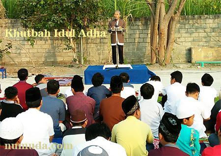 Ringkasan Khutbah Idul Adha 2018 1439 h Menarik Yang Menggetarkan Jiwa