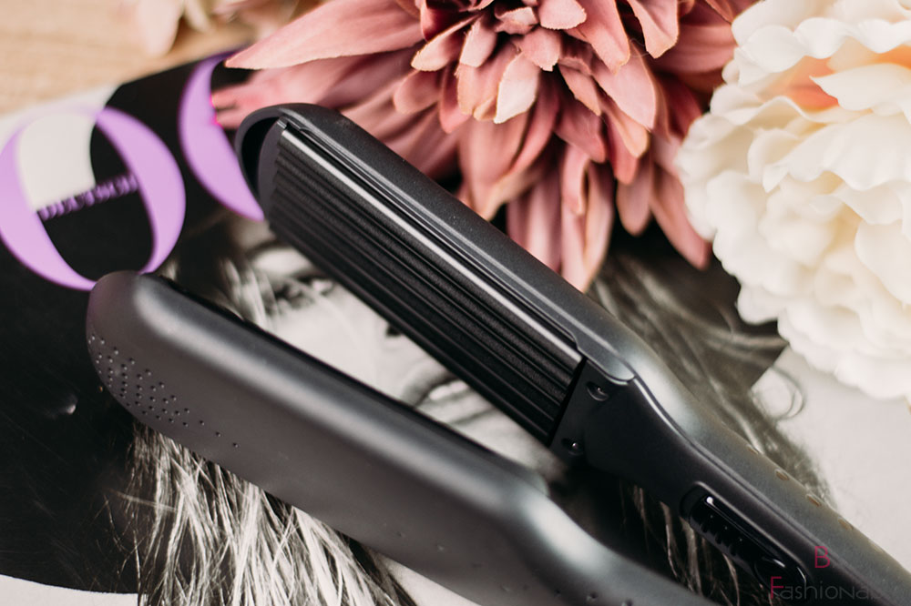 Hair in Motion ghd Crimper nah