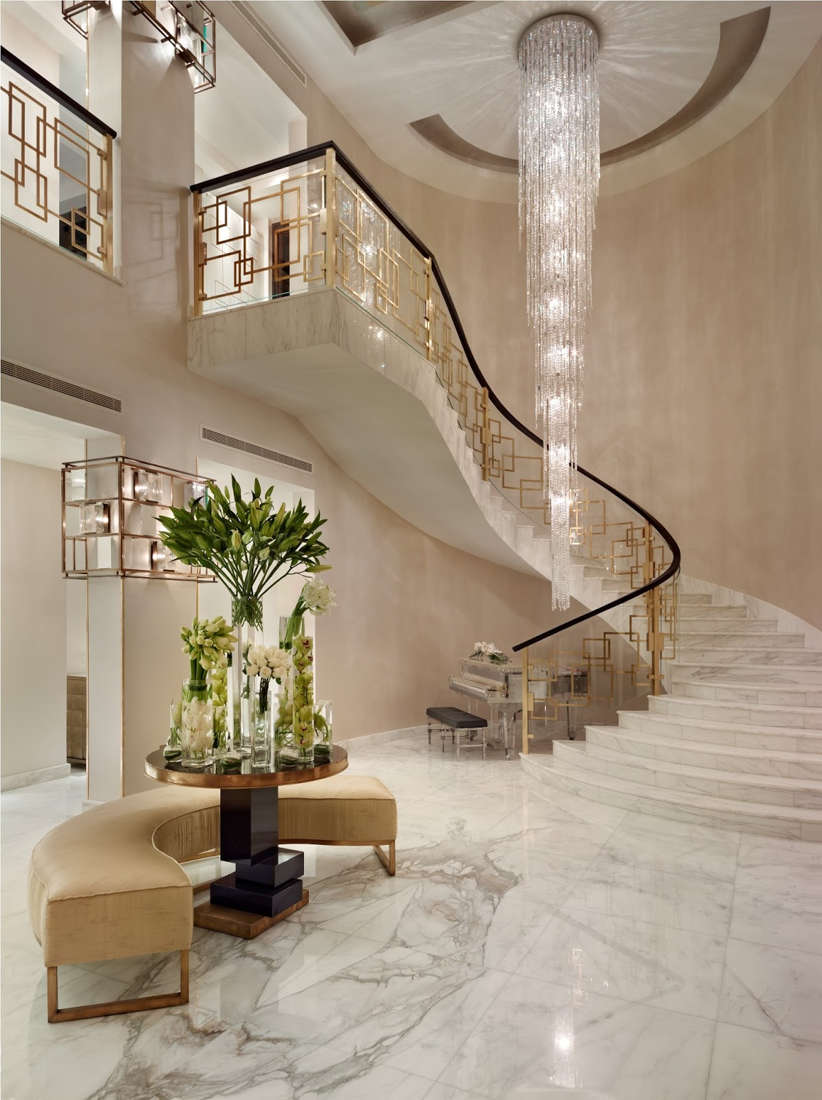 Beautiful Interior By Causa Design Group Grand Mansions: IN LOVE WITH BEAUTY: Inspiring Interiors By Katharine Pooley