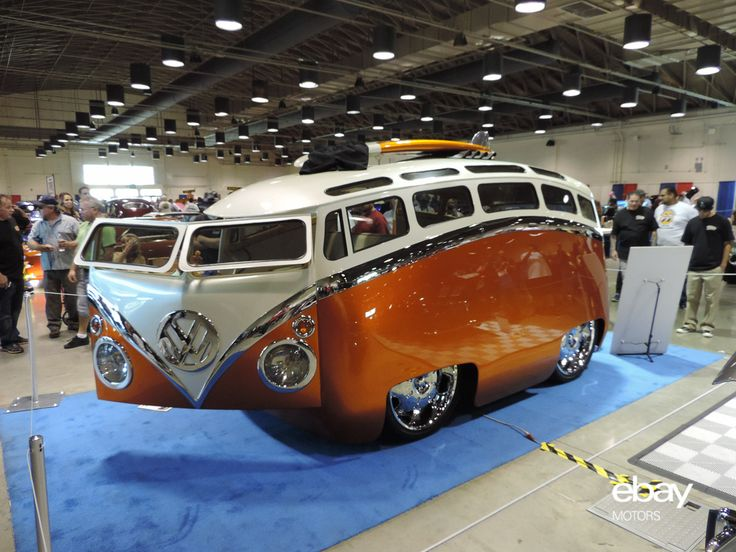 surf cars    coolest custom vw campervans  built