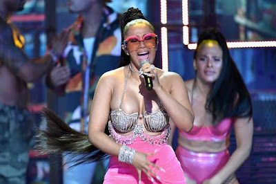 Cardi B Joins-Chris-Brown,-Jay-Z &-More-At-Tidal's-Brooklyn-Benefit-Concert-HOLYKEY1.COM