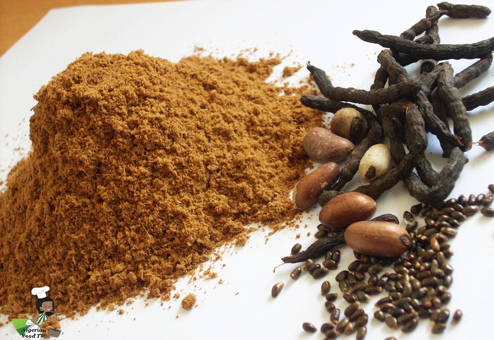 Homemade Nigerian Pepper Soup Spice Mix - Nigerian Food TV