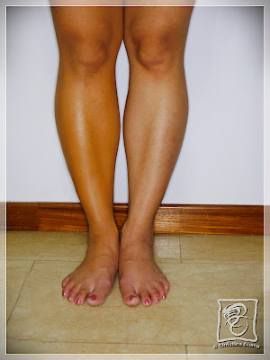 Sponsored Post Sally Hansen S Airbrush Legs Colour Huney