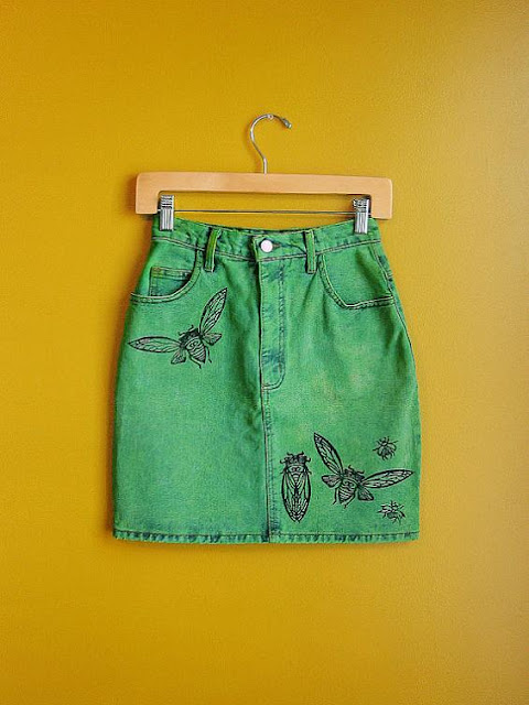 Cool Ways To Reuse Old Denim (30) 25