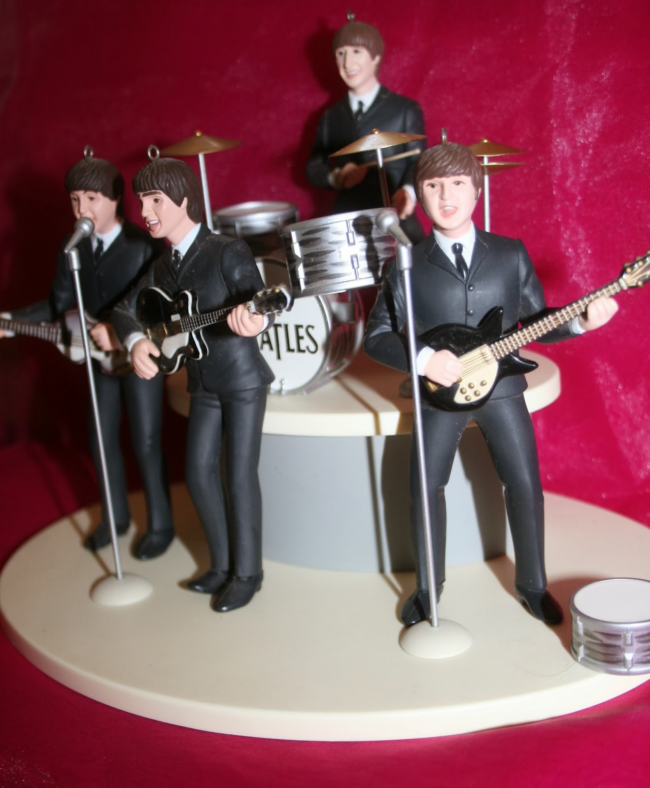 PLANET OF THE DOLLS: Happy Beatles Birthdays Part 2