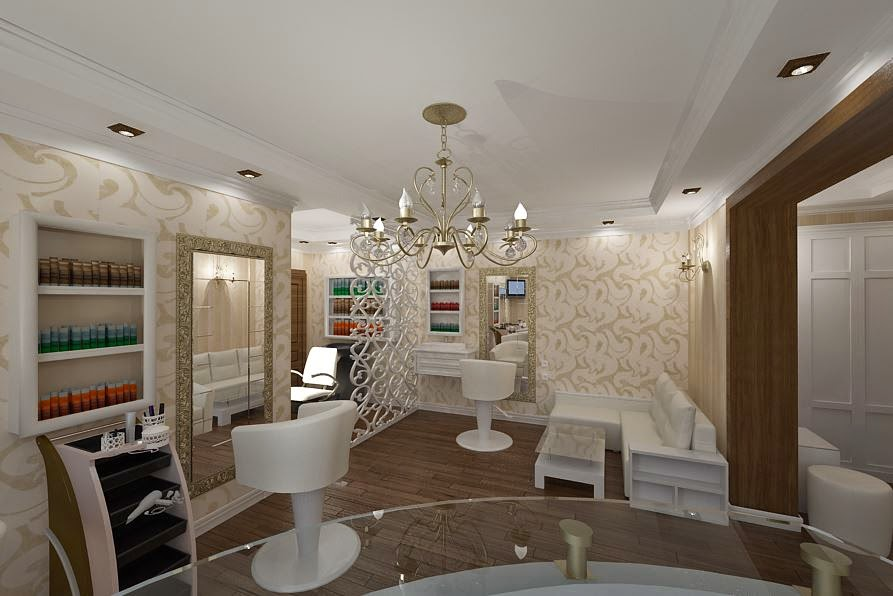 Design - interior - salon - infrumusetare
