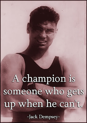 Motivational Quotes by Boxing Athletes