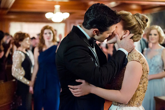 Unleashing Mr. Darcy (2016) – Contemporary, Witty Take on Austen's 'Pride and Prejudice.' A review of the film from Hallmark. All text © Rissi JC