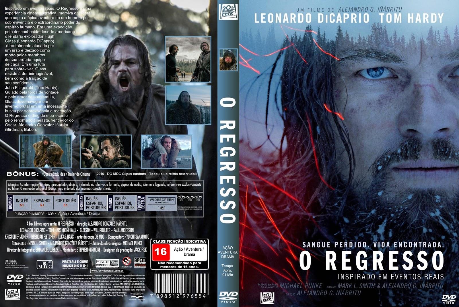 O Regresso DVDRip XviD Dual Áudio O 2BRegresso 2BDVD R 2BXANDAO 2BDOWNLOAD