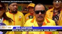 Partai Berkarya Jabar Hadiri Peresmian Goro Dayung