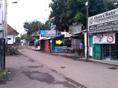 Penitipan Motor Dekat Stasiun Cirebon Kejaksan