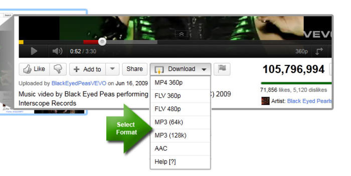 Easy Youtube Video Downloader ( The best downloader for Chrome