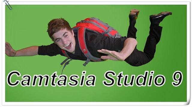 تعلم برنامج Camtasia 9 كيفية حذف الخلفية الخضراء + كرومات جاهزة