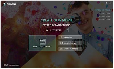 Filmora, Aplikasi Edit Video Terbaik Yang Pernah Saya Gunakan