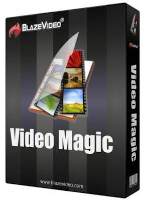 برنامج تحويل صيغ الفيديو 2019 Blaze Video Magic مجانا