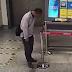 Disgusting:  Man poops in subway station then walks away like nothing happened (video)