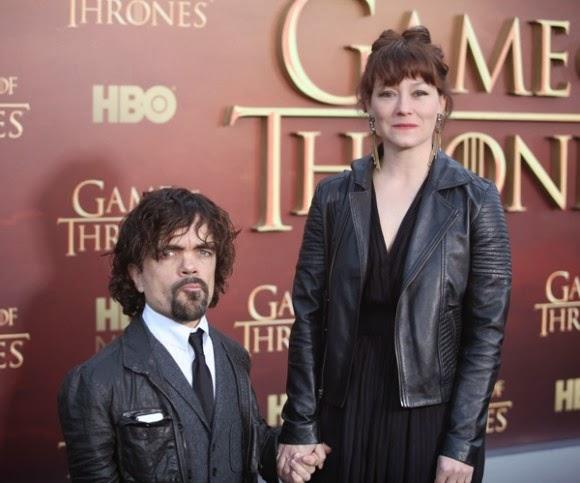 O tapete vermelho das estrelas de Game of Thrones temporada 5!