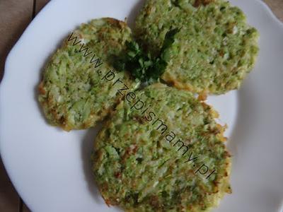 Kotleciki z brokuła