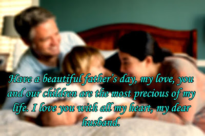 Happy Fathers Day Quotes for Husband
