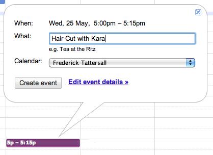 Best google calendar print options