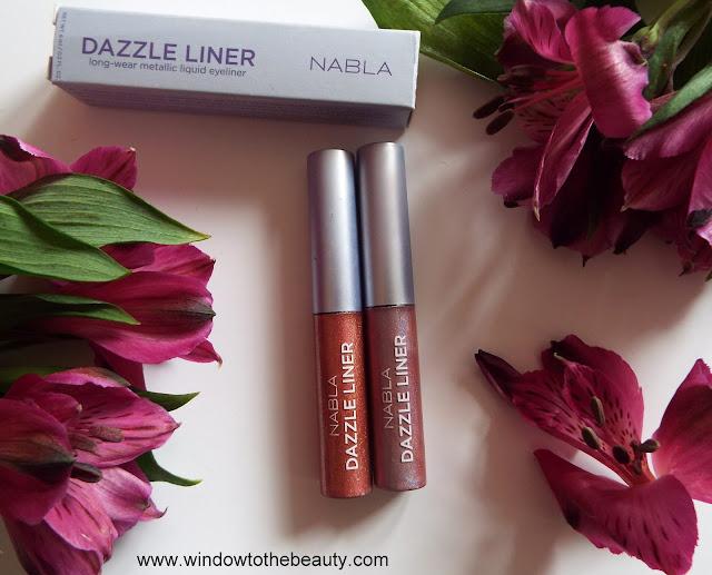 nabla dazzle eyeliners