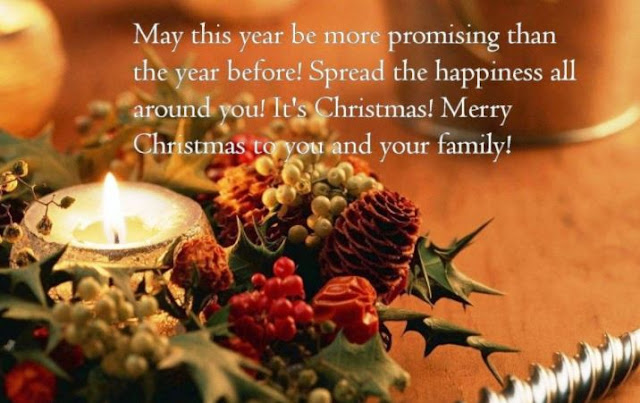 Merry Christmas Wishes Messages - Christmas Quotes for Friends