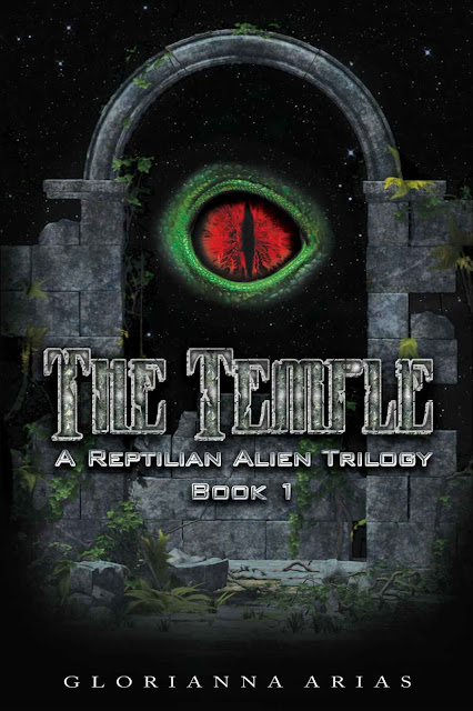 The Temple Reptilian - A Movie Trilogy by Glorianna Arias