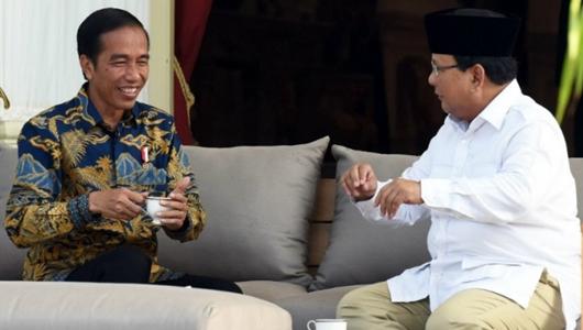 Soal Anggaran Bocor, Jokowi Tantang Prabowo: Lapor ke KPK