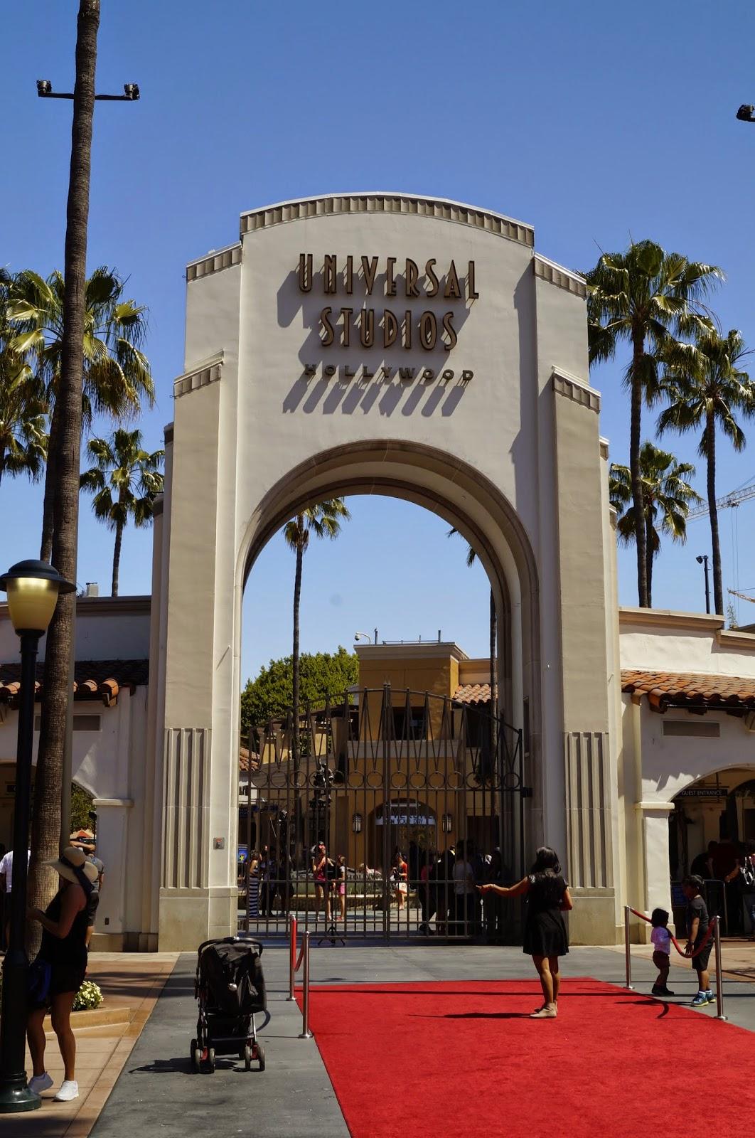 Que Sea Con Glamour De Luna De Miel Universal Studios Hollywood