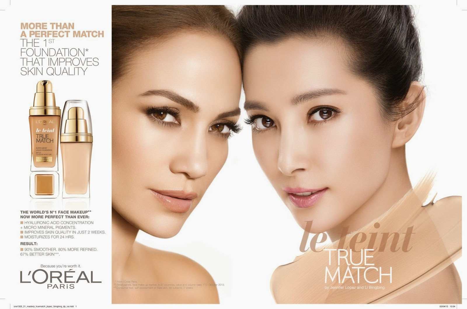 Loreal mineral foundation color chart l oreal paris true match l oreal paris true match nvjuhfo Gallery