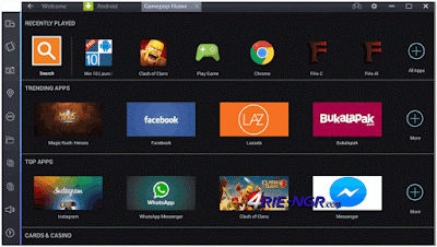 BlueStacks App Player 3.55.70.1783 Offline Installer