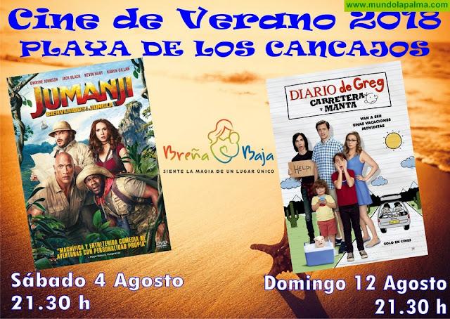 LOS CANCAJOS: Cine de Verano