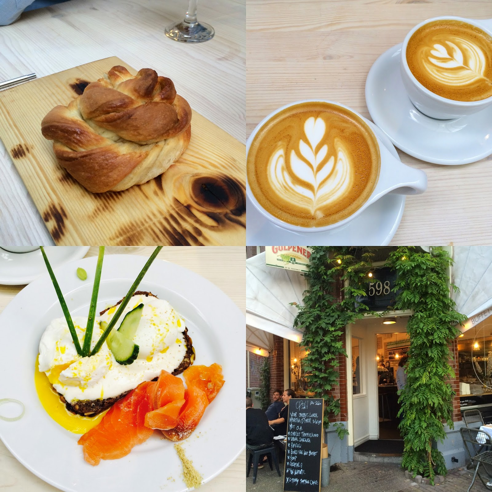 Amsterdam Hotspot Guide Breakfast Brunch