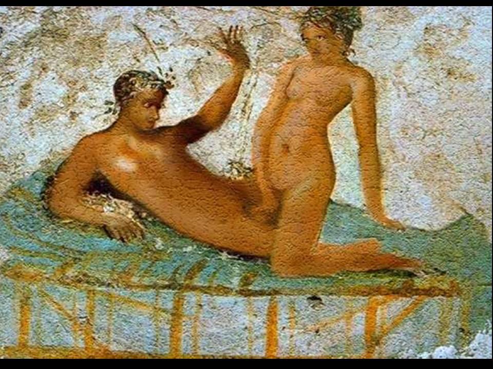 эротика древних баб