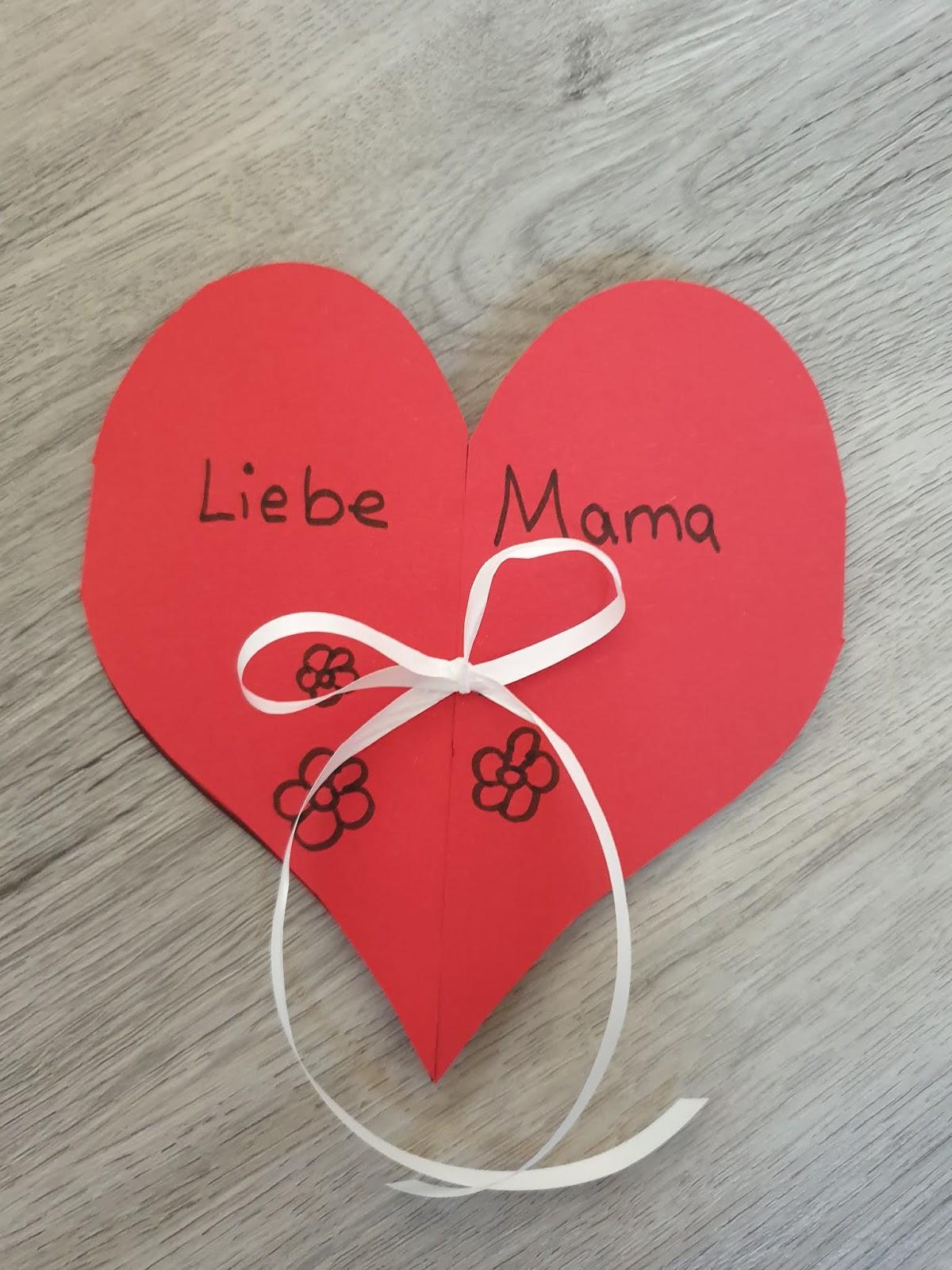 Geburtstagsgeschenk Mama Diy 5 Geschenke Tipps Selbstgemacht