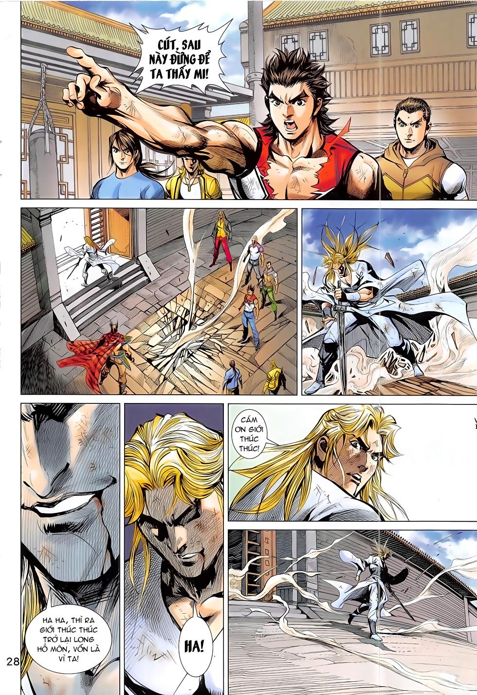 Đông Phương Chân Long chap 65 - Trang 28