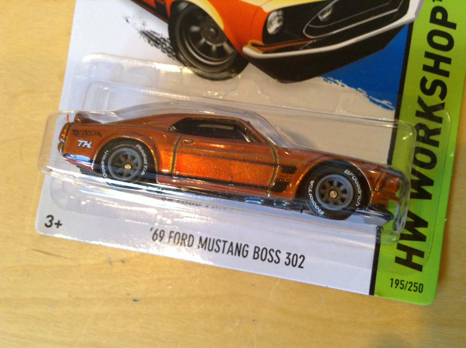 69 ford mustang boss 302 2015 e case super treasure hunt