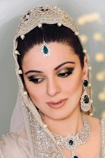 new south Asian bridal makeup for 2016