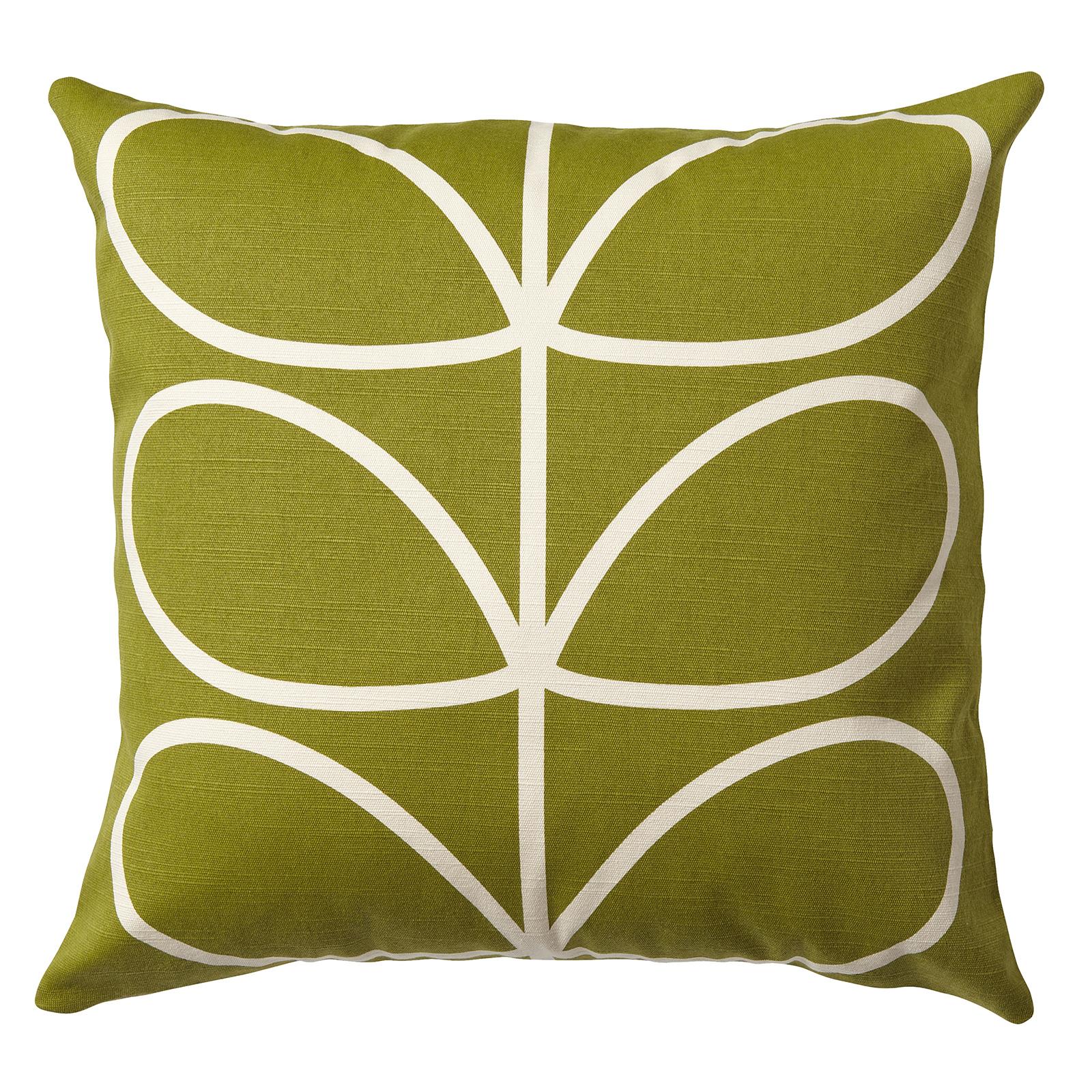 I Love Orla Kiely Orla Kiely Spotted Linear Stem Cushion
