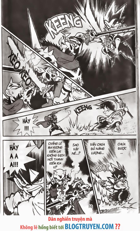 Yaiba chap 233 trang 17