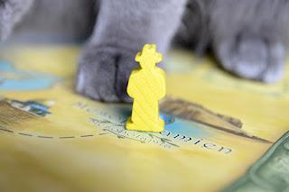 Teby. Gra planszowa wydawnictwa Rebel, wykopaliska, Thebes, Queen Games