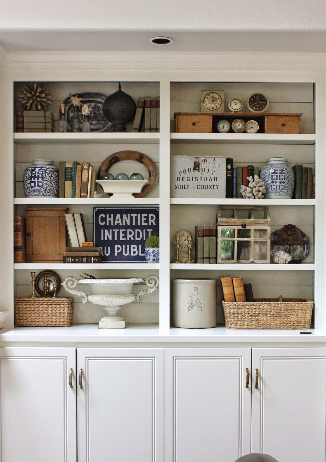 Bookshelf Decorating Ideas Pinterest
