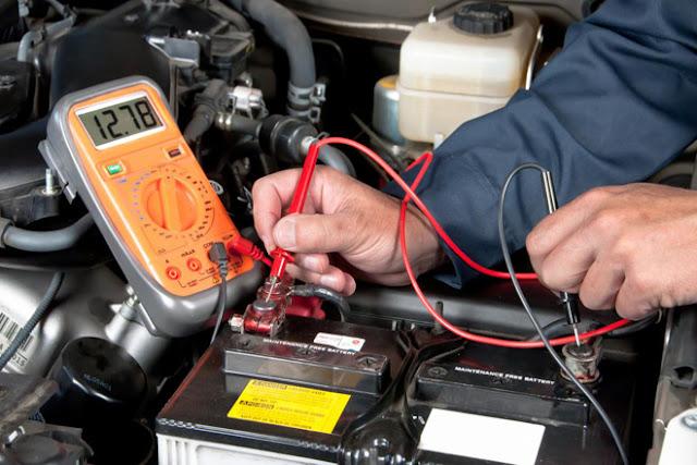 maintenance batterie voiture