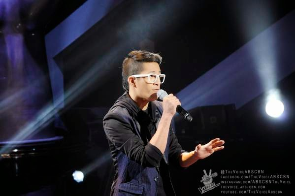 VIDEO: Karl Tanhueco sings 'All of Me' on 'The Voice PH' Blind Auditions