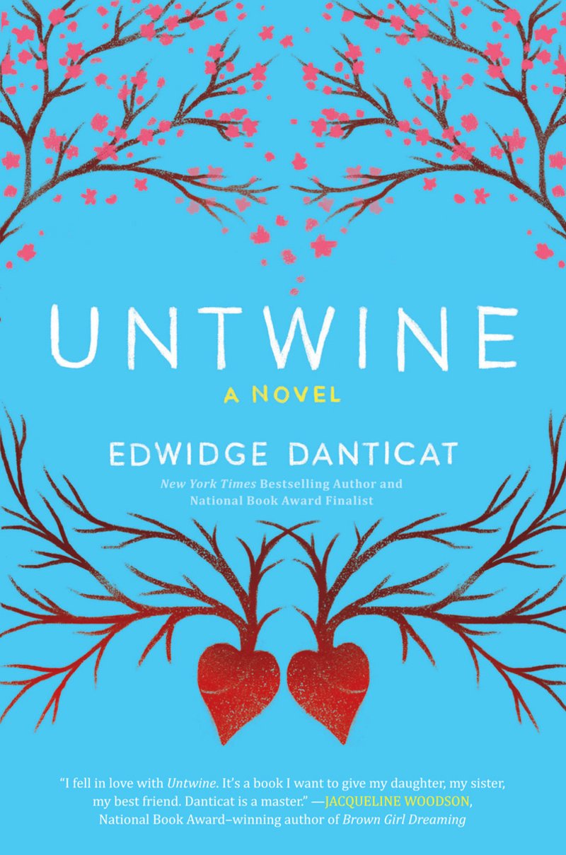 I Love My Twin Sister Quotes Librisnotes Untwine A Noveledwidge Danticat