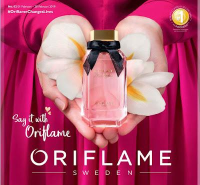 Katalog Oriflame Februari 2019