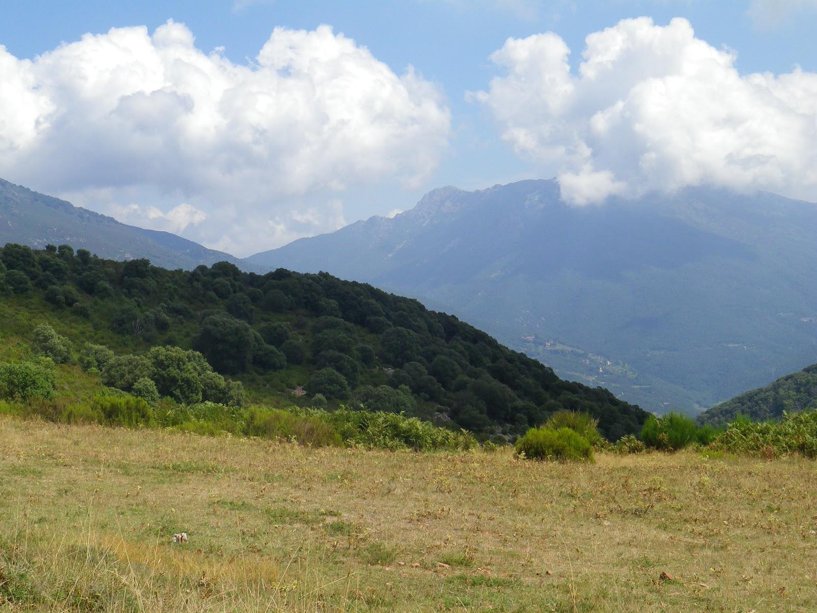 góry Montseny