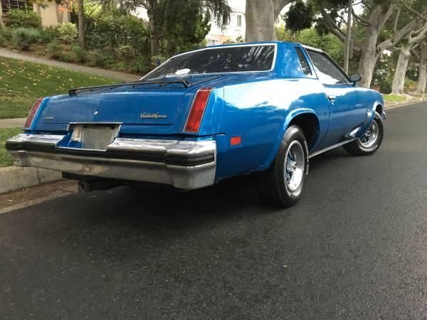 1976 cutlass salon classic muscle car buy american for 1976 cutlass salon